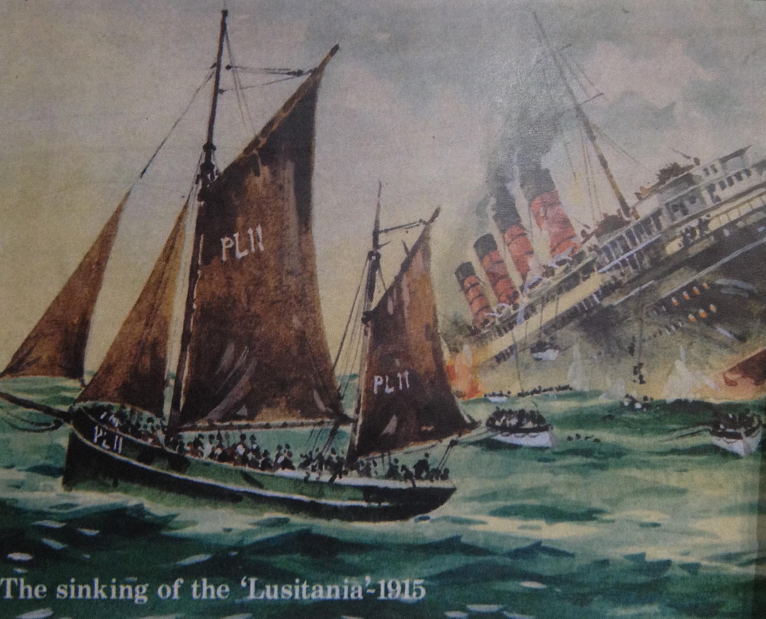 lusitania wanderer