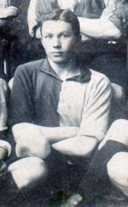 Frank Teare Peel FC 1908 1909
