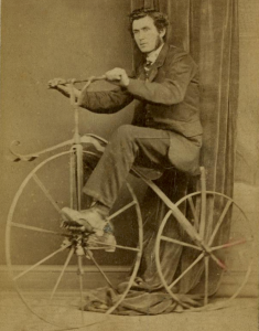 john henry teare bicycle